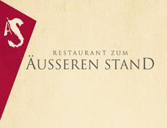 Restaurant Äusseren Stand