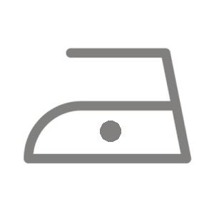 Symbol zeigt bei niedriger Temperatur buegeln