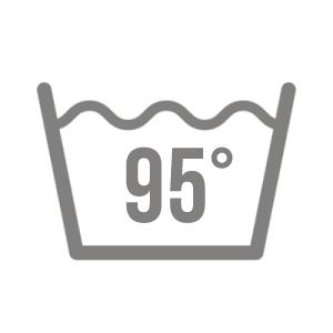 Symbol für Kochwäsche