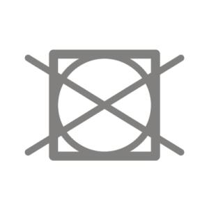 Symbol zeigt nicht im Trockner trocknen